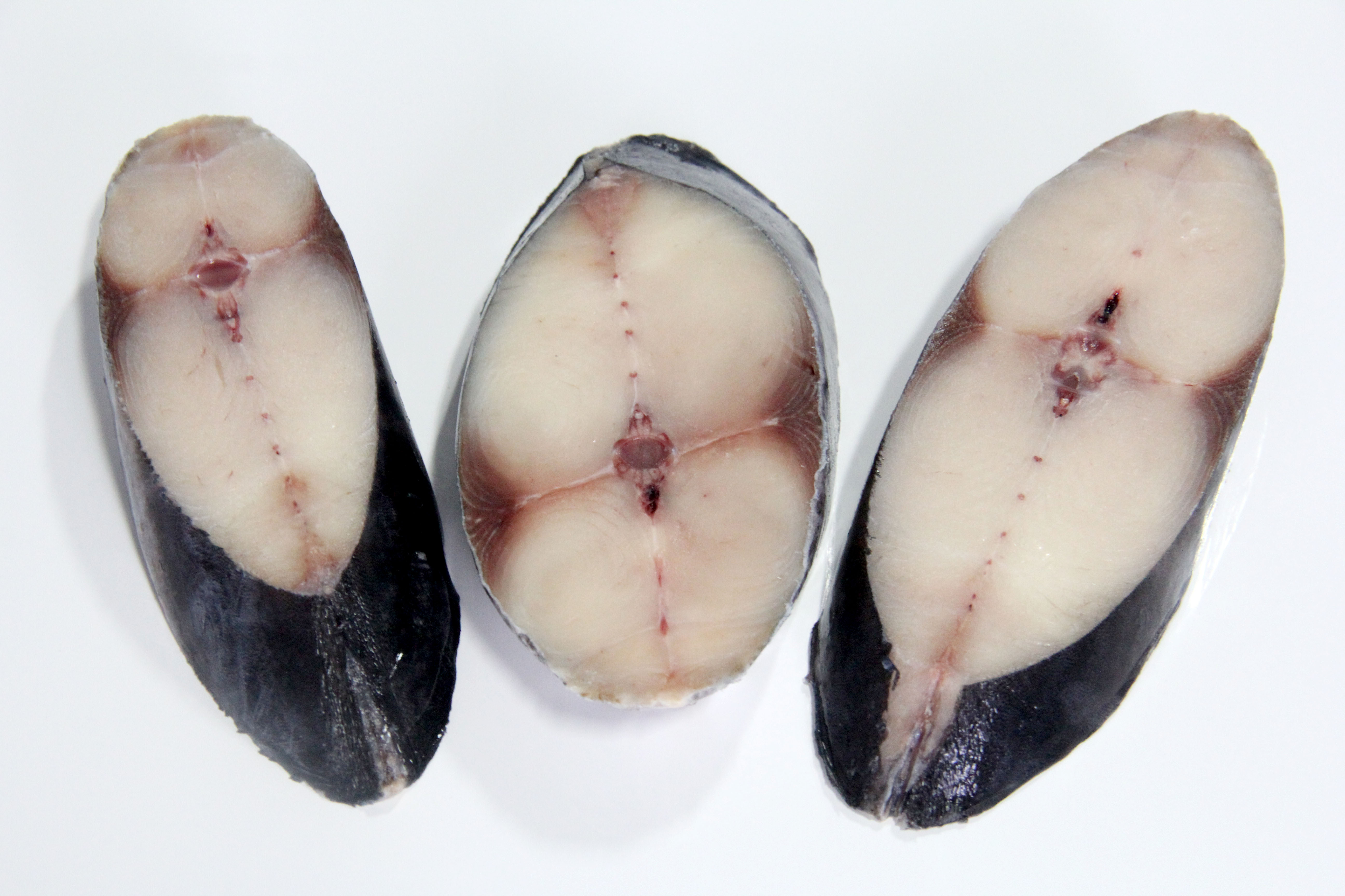 Wholesale frozen Catfish Steaks