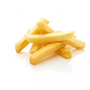 Wholesale frozen French fries 14x14mm