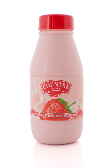 Flavoured milk Strawberry