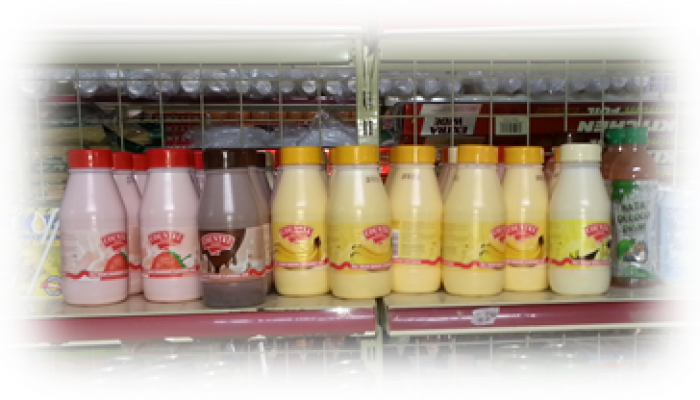 Countre Dairy flavoured milk