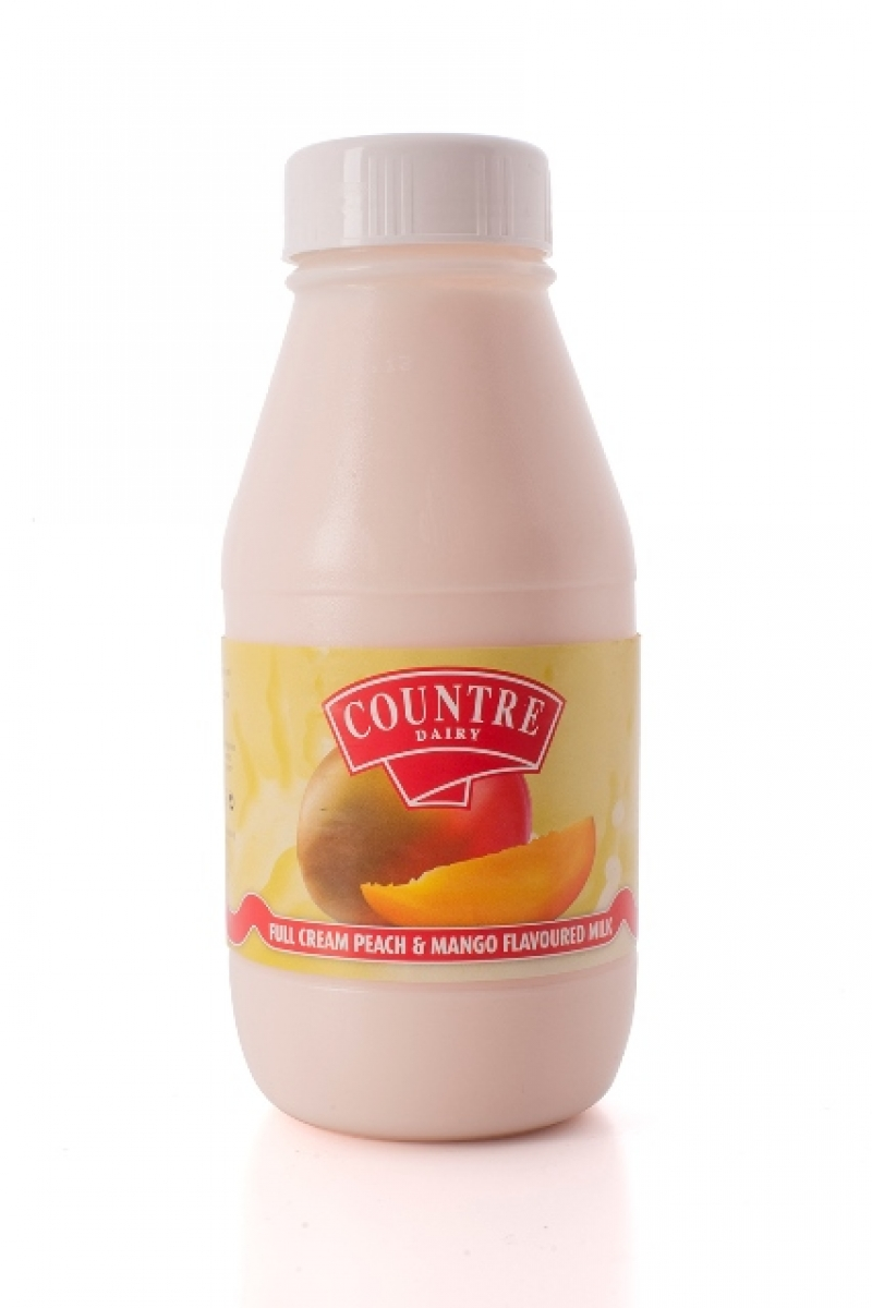 Wholesale Flavoured milk PeachMango - Countre Dairy