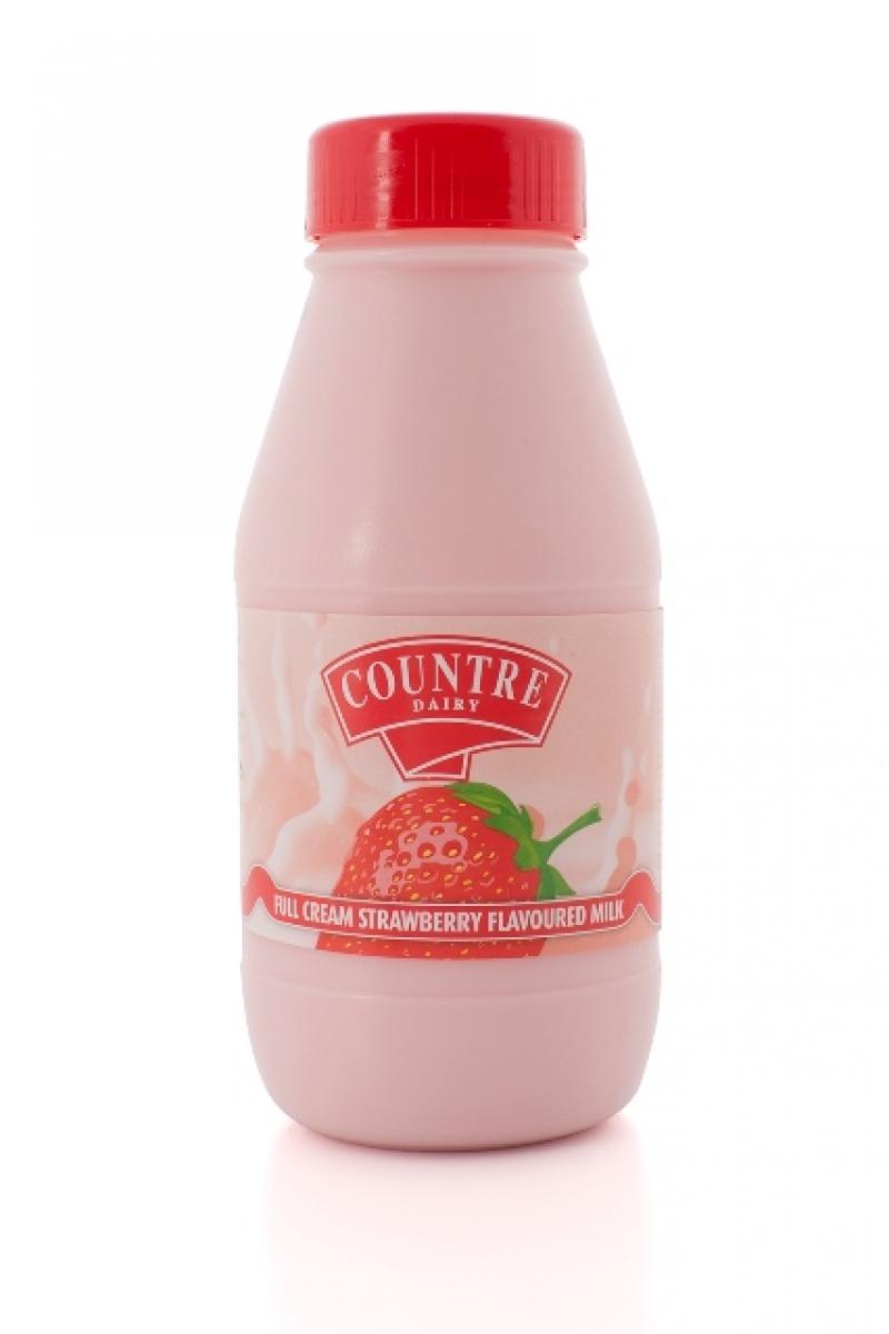 Flavoured milk Strawberry