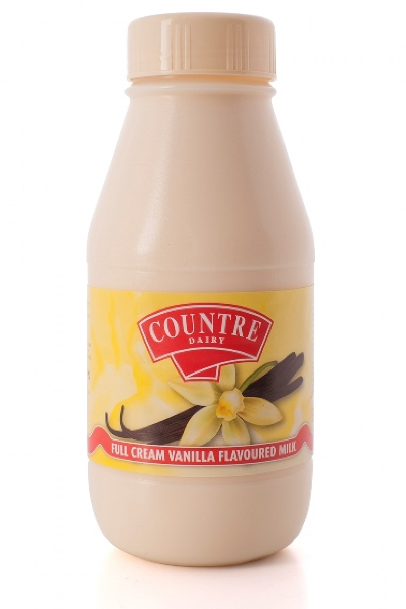 vanilla flavoured milk, Vanilla flavoured milk
